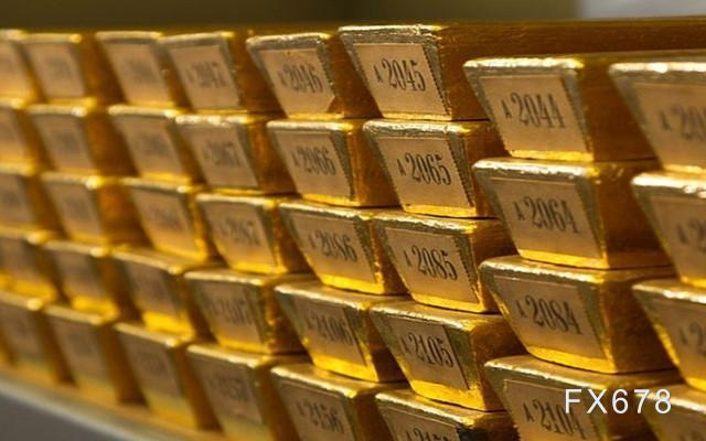 现货黄金自逾两周低位反弹重磅数据出炉前空头不敢妄为