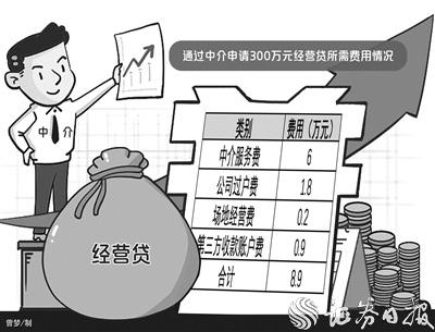 经营贷违规进入楼市个案调查北京有中介收8.9万元协助套取300万元